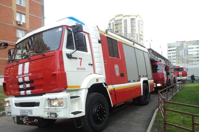 Огнеборцы прибыли быстро, но выжить пострадавшим не удалось.
