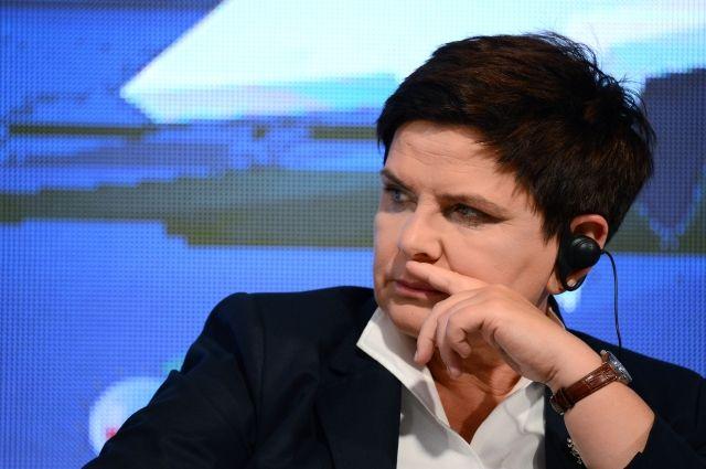 Польскому премьеру не удалось убедить врачей прекратить голодовку