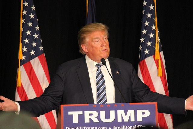 Трамп разъяснил  смысл сказанной имфразы о 'затишье перед бурей'