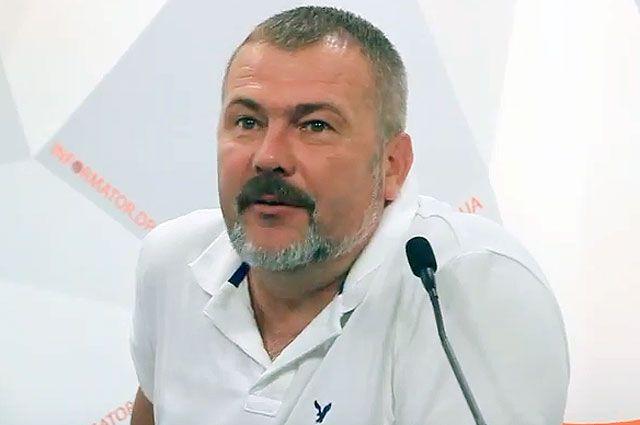 Юрий Береза.