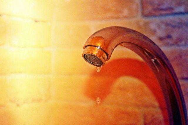 Где не будет холодной воды в Оренбурге 13 октября?
