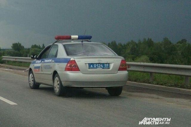 Во время проверки документов пассажир, который в тот момент  был пьян, стал выражать  недовольство действиями госавтоинспекторов. Затем мужчина вышел из машины и ударил одного из стражей порядка.