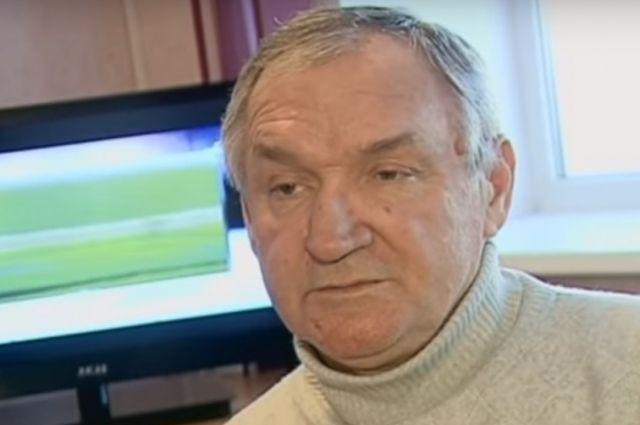 Скончался пятикратный чемпион СССР Теняков