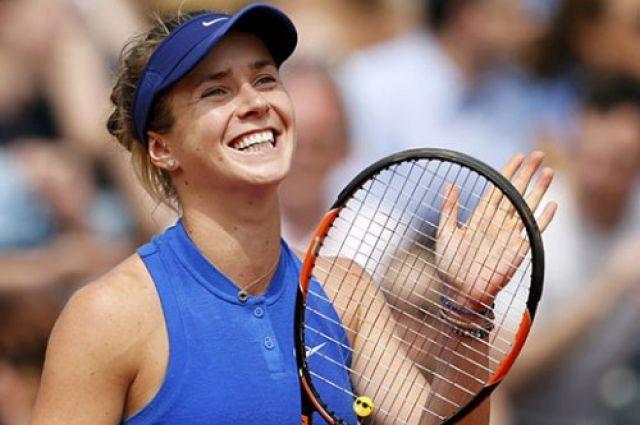Теннисистка Свитолина снялась стурнира WTA вГонконге