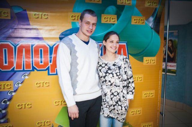 Иван Мулин и Мария Иващенко приехали в Омск.