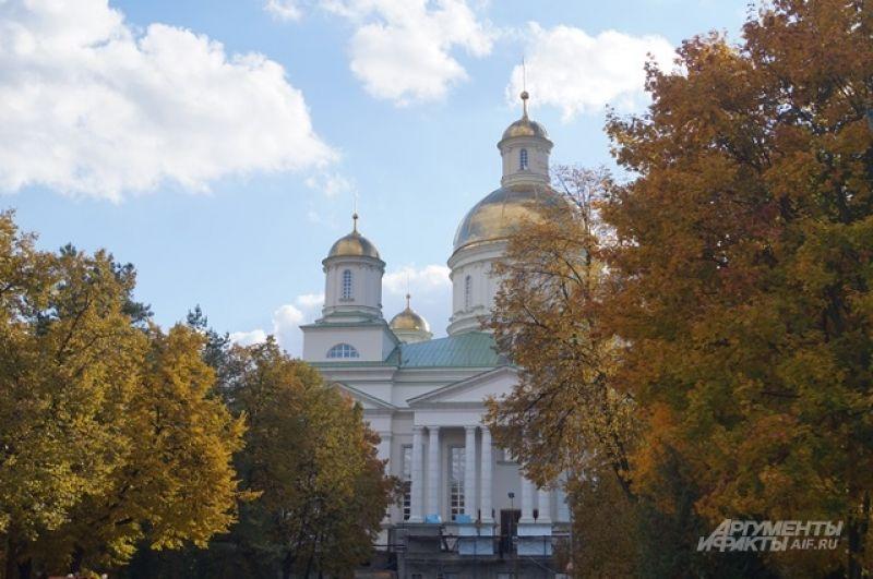 Спасский кафедральный собор.