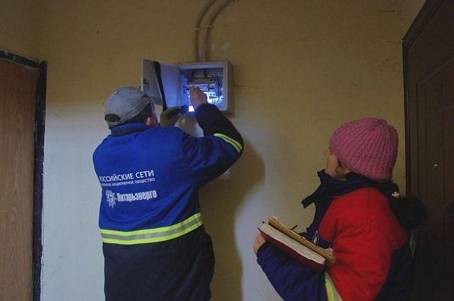 Более 34 тысяч калининградцев получат предупреждения об отключении от света.
