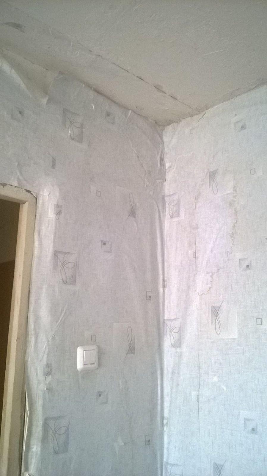 А вот комнаты ремонта давно не видели.