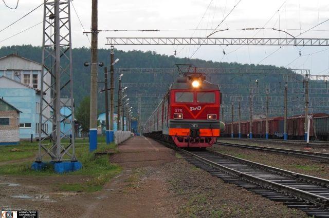 Электропоезд будет ходить по средам, субботам и воскресеньям.