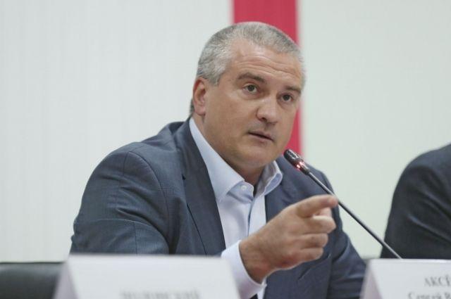 Аксенов порекомендовал Порошенко провести референдум вЗакарпатье