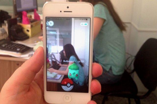 Американские СМИ обвиняют РФ в использовании игры Pokemon Go против США