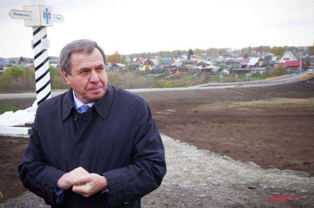 Кадровые сюрпризы. Губернатор Владимир Городецкий ушёл сам или его ушли?