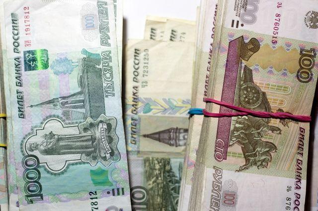 741 тысяча рублей досталась мошенникам.