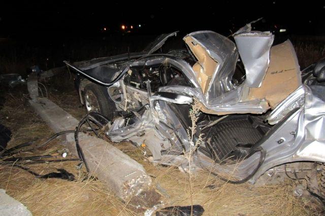 ВБашкирии засутки повине нетрезвых водителей погибли два пассажира