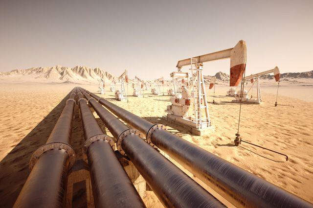Цены на нефть растут на сокращении запасов США