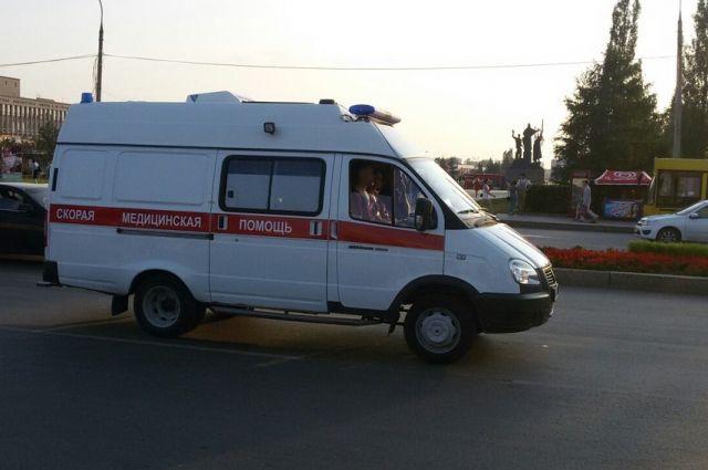 Пожилого пермяка из отдела полиции отправили в больницу.