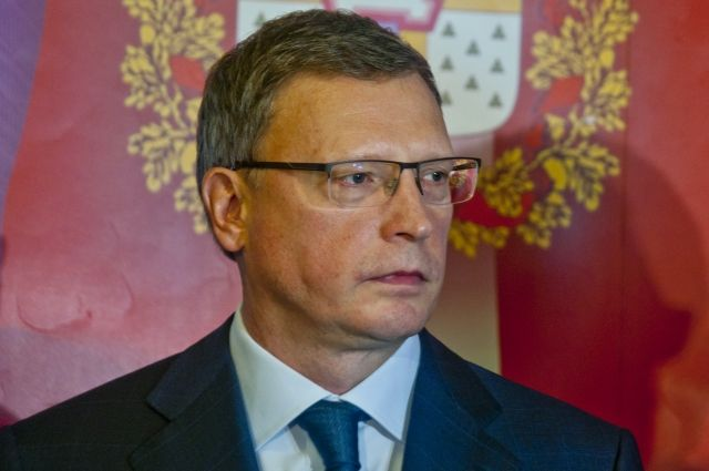 Прекращены полномочия депутата Буркова, ставшего врио главы Омской области