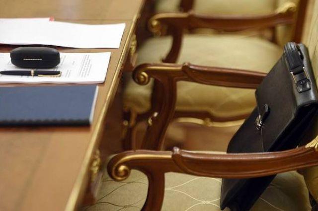 ВУфе высокопоставленный чиновник отстранен отдолжности из-за уголовного дела