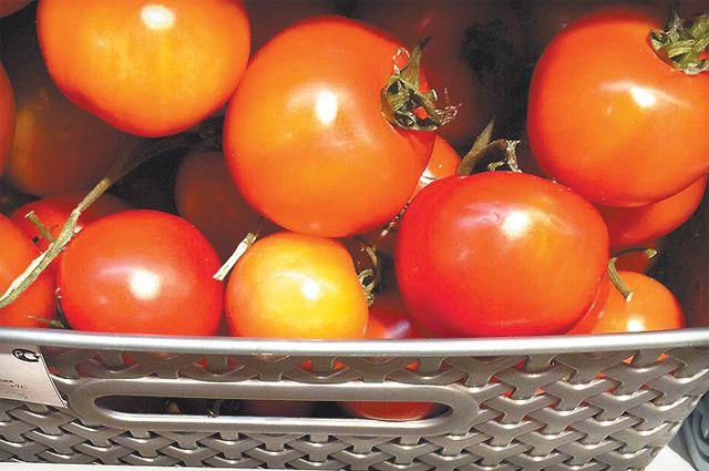 Россия с 16 октября прекращает ввоз реэкспортируемых Белоруссией томатов