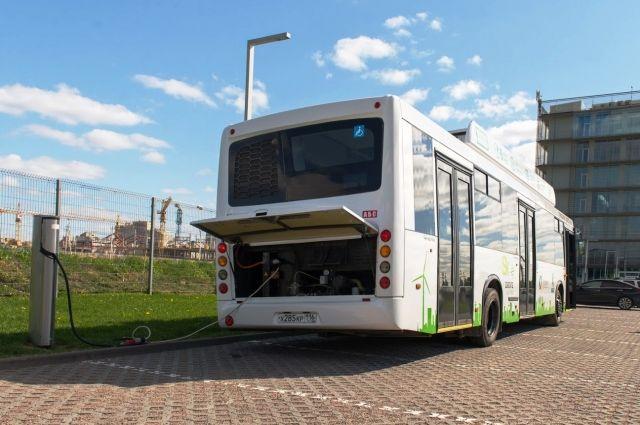 В Тюмени презентуют электробус