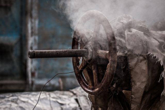ВКурске завершили ремонт теплосети напроспекте Дружбы