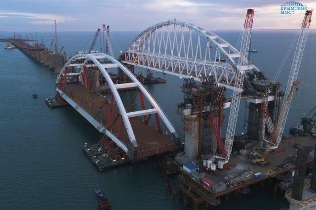 После арок. Как стройка Крымского моста будет развиваться дальше?