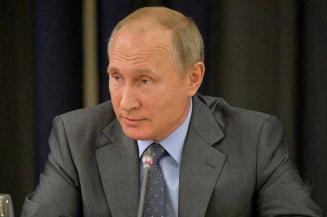 Путин приехал в Воронеж на совещание по развитию сельского хозяйства