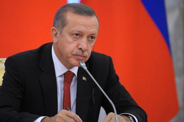 Эрдоган: США лгут всему миру