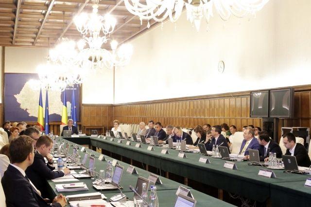 ВРумынии трое министров подали вотставку