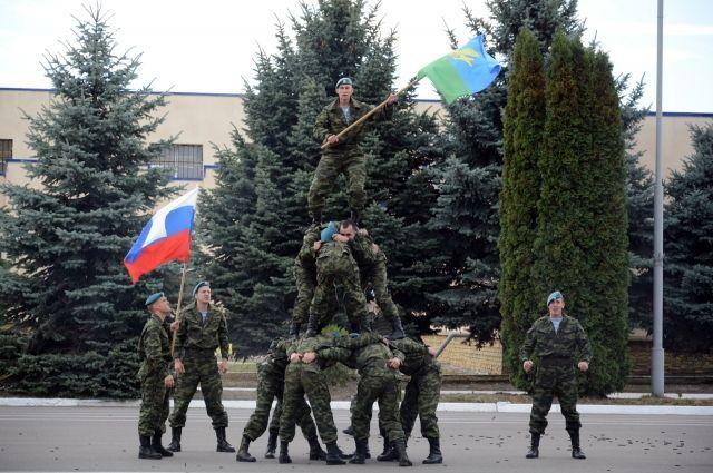 ВСтаврополе состоялся День призывника