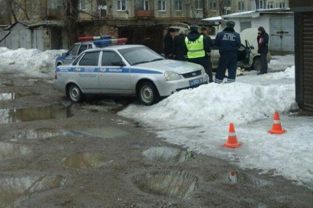 ВОренбурге на«удочку» попались нападающие наинкассаторов