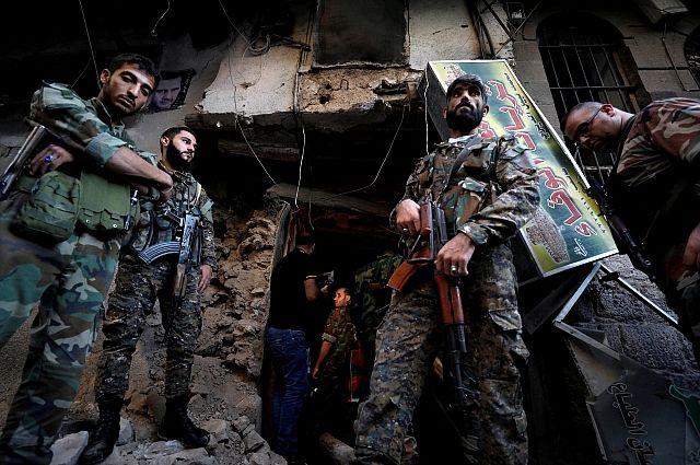 Неменее 92 процентов сирийской территории освобождено оттеррористов ИГИЛ— МОРФ