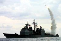 Эсминец ВМС США USS Porter.
