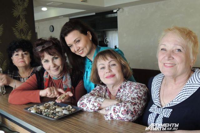 В Тюмени стартует проект для талантливых пенсионеров «Не стар, а superSTAR»