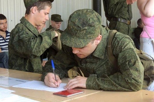 Неменее 4 тыс. граждан Петербурга иЛенобласти призовут вармию данной осенью