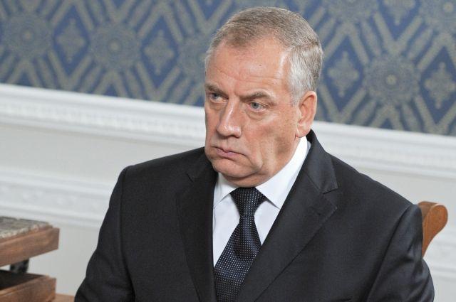 Сергей Митин назначен сенатором отНовгородской области
