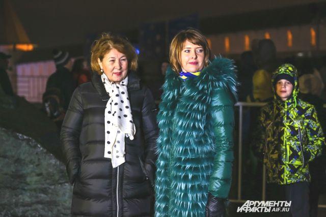 Зиля Валеева (слева) вдохнула новую жизнь в музей-заповедник.