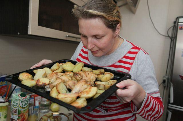 Тюменцы могут поделиться кулинарными рецептами «Маминых вкусняшек»