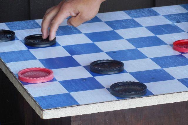Тюменские дошкольники сыграют в шашки