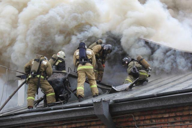 ВКазани за9 месяцев 2015-го случилось 463 пожара