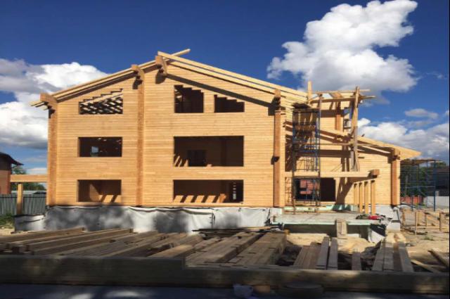 Тюменцы оценят преимущества деревянных домов