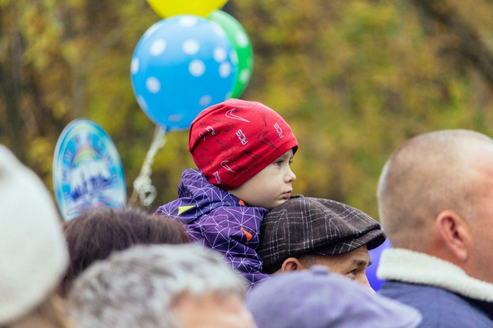 Организатором праздника выступил Союз отцов Татарстана.