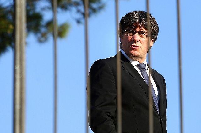 Власти Испании ответили написьмо руководителя  правительства Каталонии