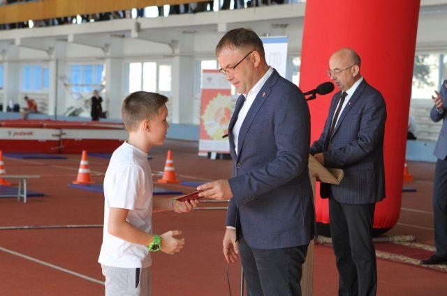 В Единый день ГТО 1 500 кемеровчан сдали нормативы.
