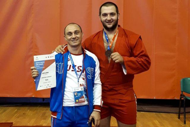 Две брянские самбистки выиграли первенство мира вСербии