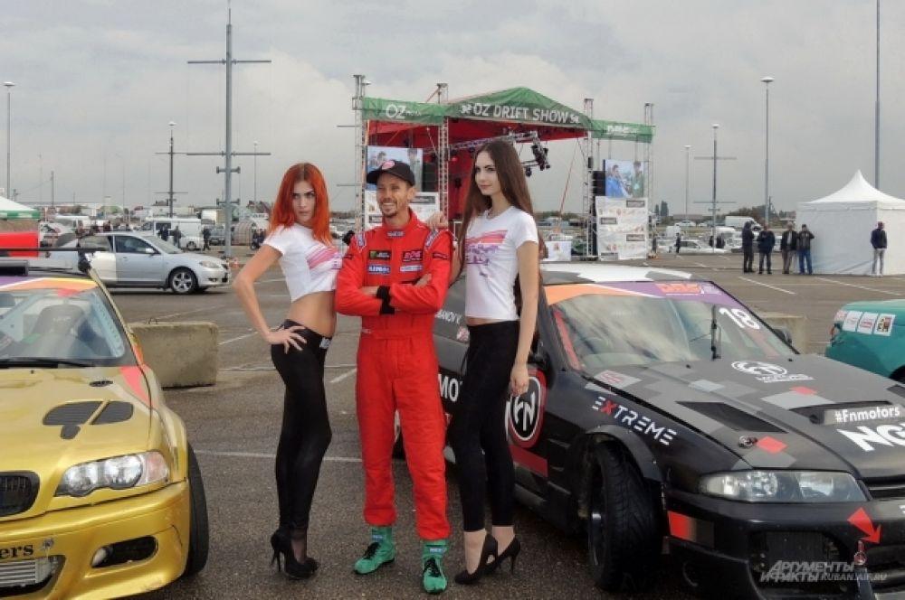 Краснодарский пилот Максим Сулимин выступает в Drift Battle Series все пять лет, что существует этот чемпионат.