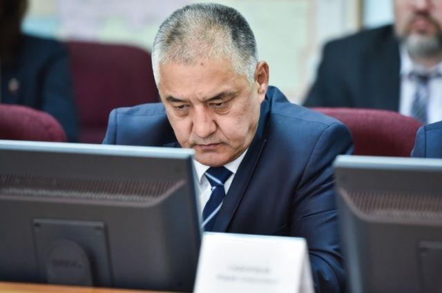 Владимир Владимиров представил нового вице-премьера руководства края