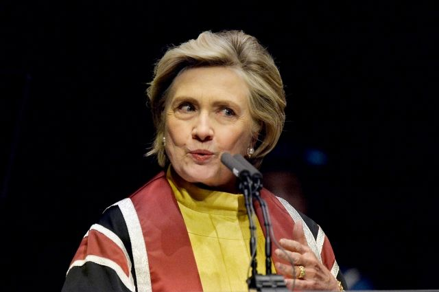 Российская Федерация стремилась навредить мне напрезидентских выборах— Клинтон