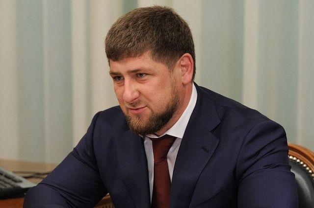 Кадыров прибыл с визитом в Узбекистан