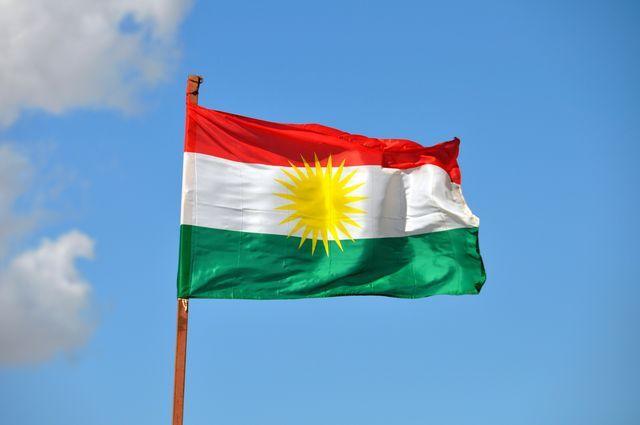 Военные Ирака сняли курдский флаг с администрации провинции Киркук